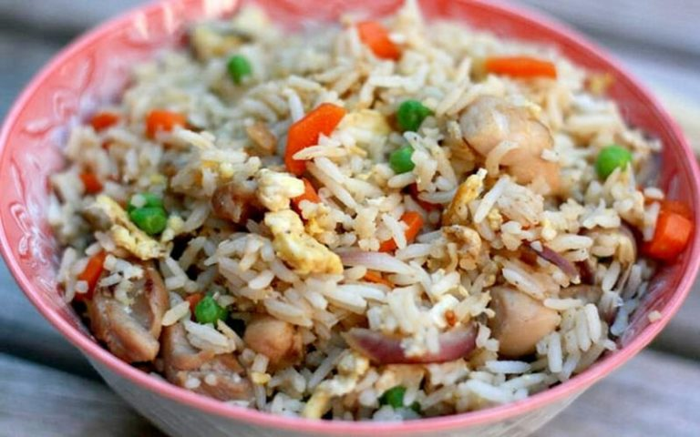 Several Types of Fried Rice