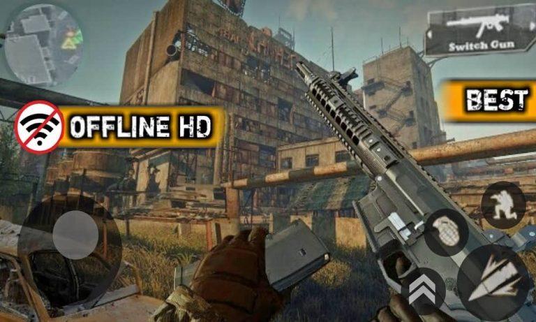 Game Tembak-Tembakan Offline